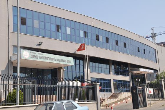 Zübeyde Hanım Hizmet İçi Eğitim Enstitüsü